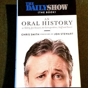 The Daily Show - The Book - Jon Stewart